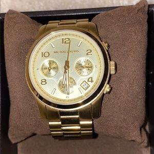 Michael Kors Watch- Gold